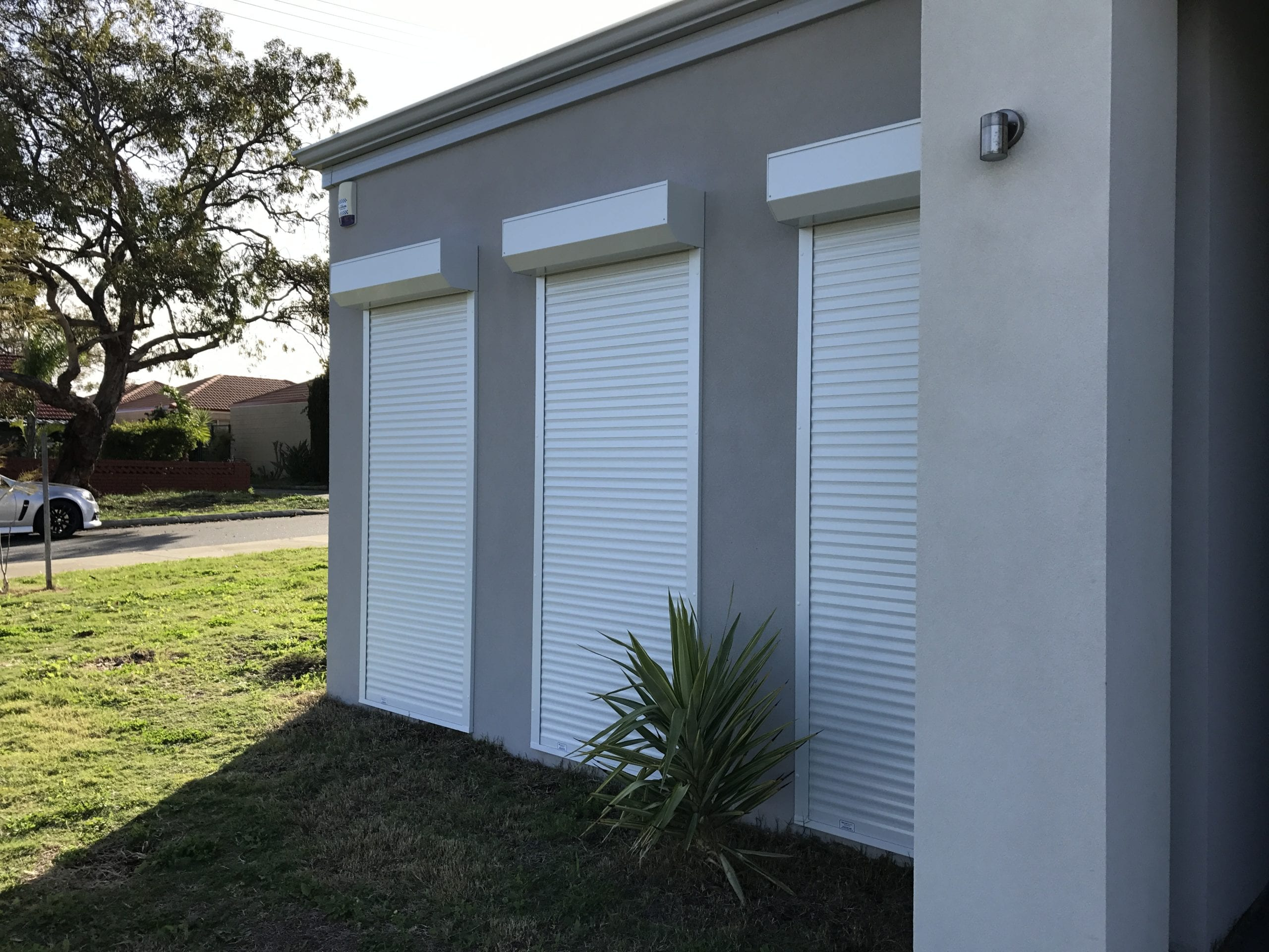 Roller Blinds Perth Wa Residential Roller Shutters