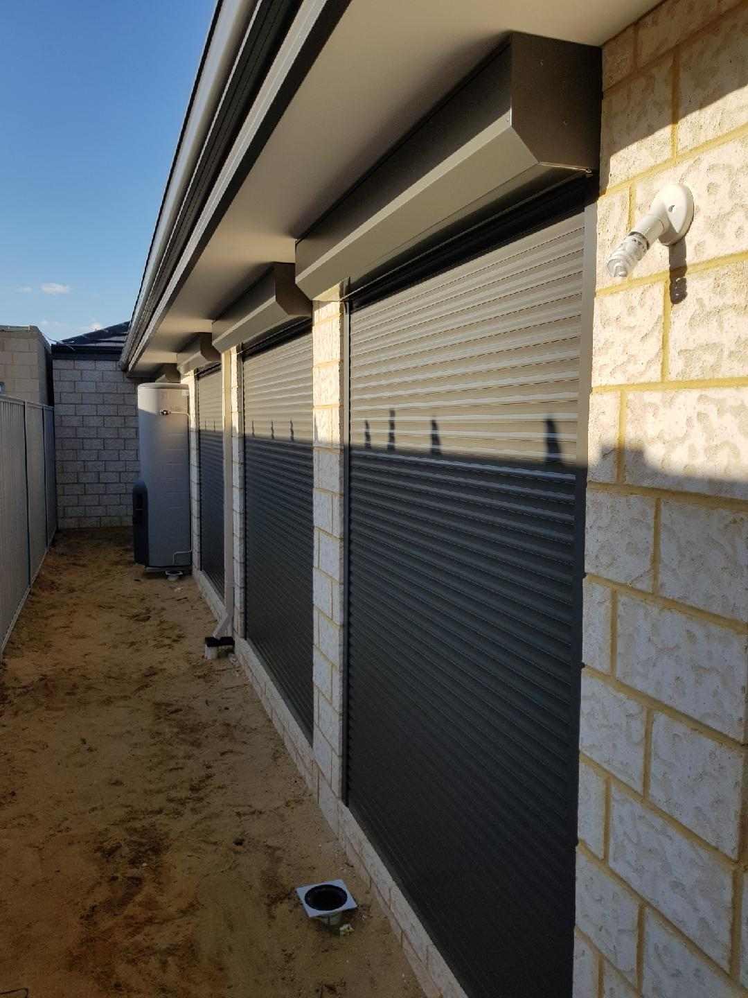 How Roller Shutters Provide the Greatest Security to Your Perth Home.