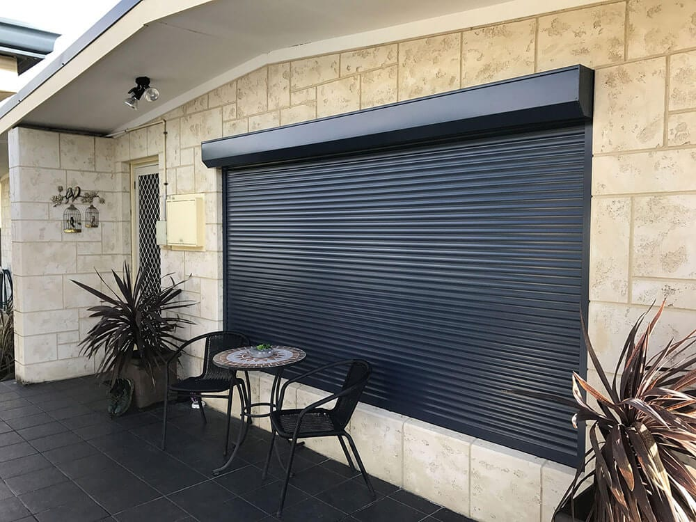 Do Roller Shutters Keep Cold Out
