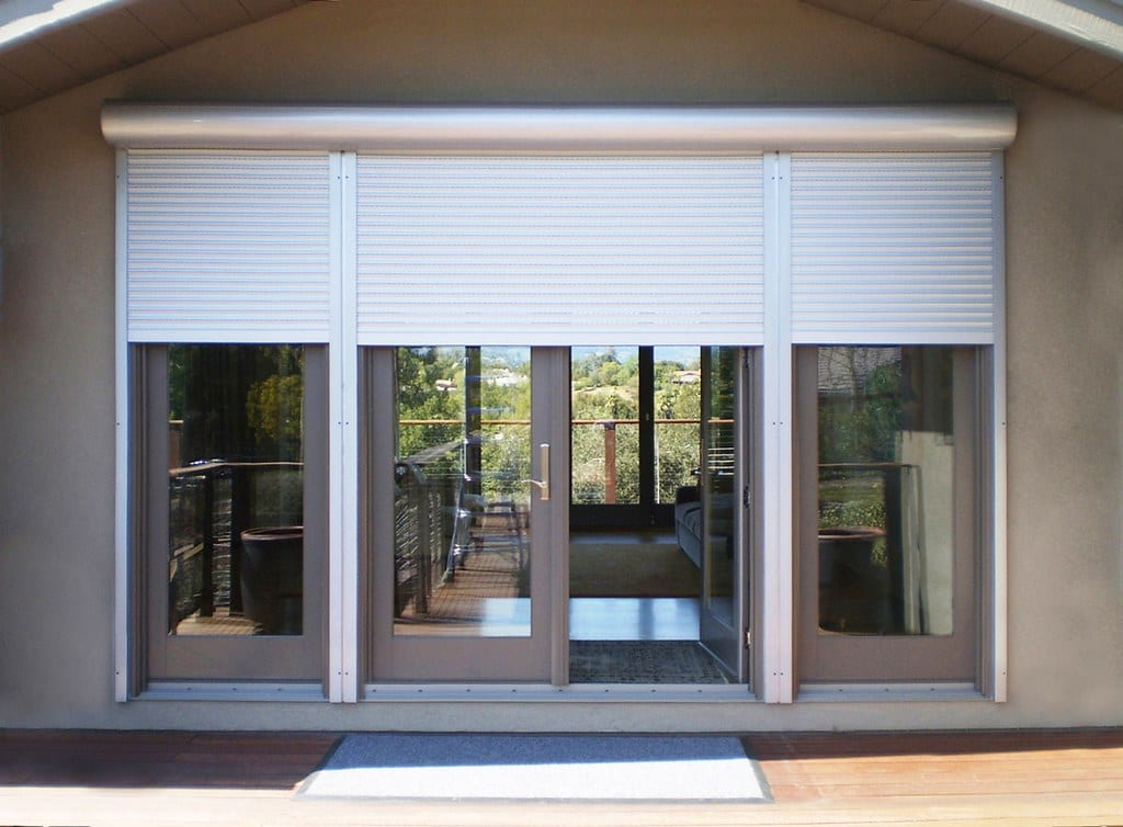 Do Roller Shutters Keep the Heat in and the Cold Out?