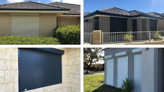Do Roller Shutters Block Out Noise