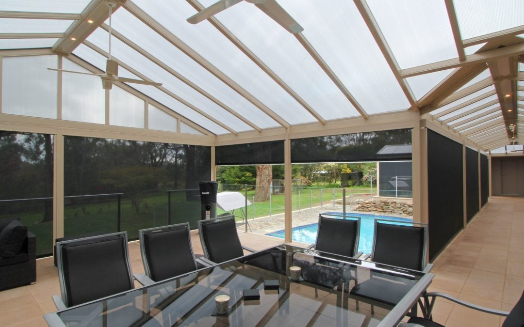 Why You Should Install Outdoor Blinds